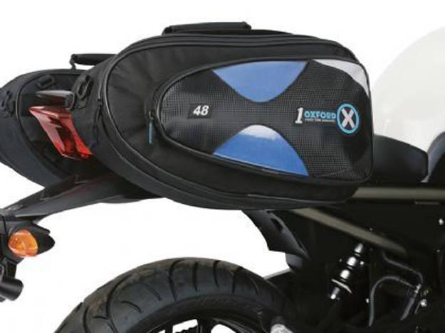 אופנוסנטר, ציוד לאופנועים ואביזרים לאופנוע - תיק מיכל ומושב OXFORD