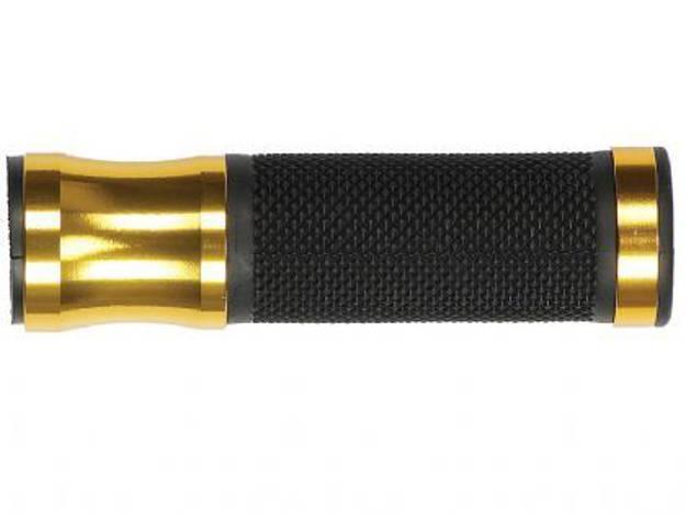 אופנוסנטר, ציוד לאופנועים ואביזרים לאופנוע - ידית לאופנוע דגם IT צבע זהב