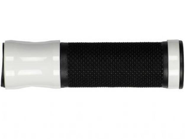 אופנוסנטר, ציוד לאופנועים ואביזרים לאופנוע - ידית לאופנוע דגם IT צבע לבן