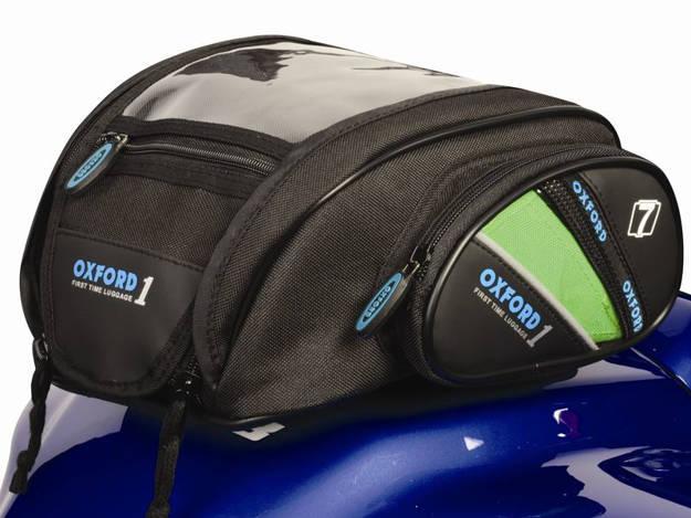 אופנוסנטר, ציוד לאופנועים ואביזרים לאופנוע - מיני תיק מיכל 7 ל OXFORD
