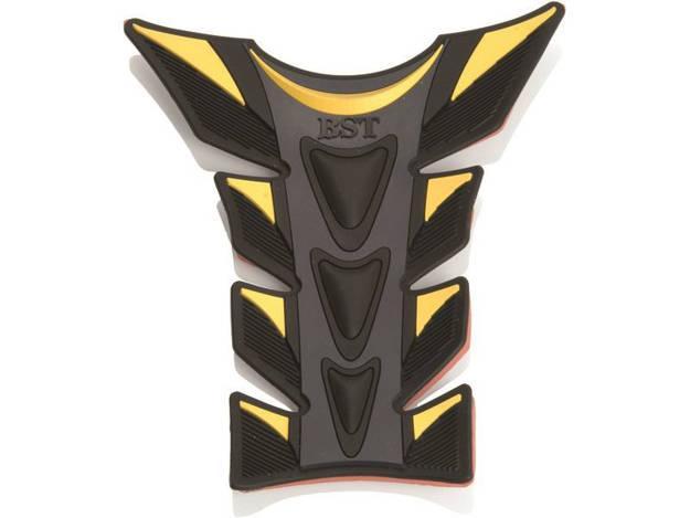 אופנוסנטר, ציוד לאופנועים ואביזרים לאופנוע - מדבקת מיכל BST 2000 צהוב