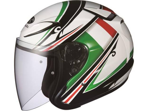 אופנוסנטר, ציוד לאופנועים ואביזרים לאופנוע - קסדת KABUTO דגם AVAND2 צבע ITALY