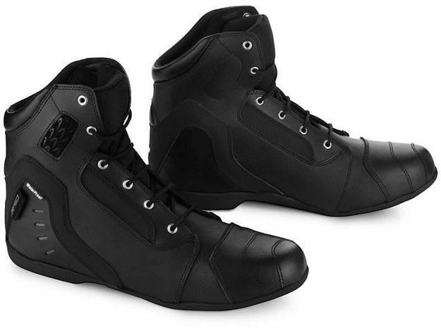 אופנוסנטר, ציוד לאופנועים ואביזרים לאופנוע - נעלי רכיבה RED דגם URBAN WP
