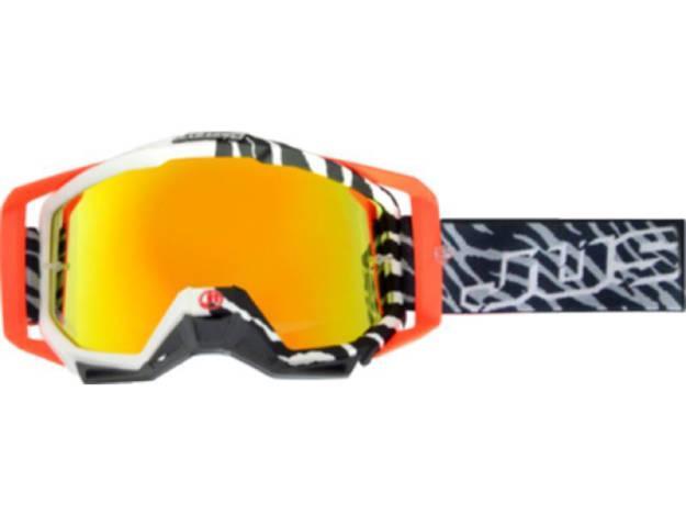 אופנוסנטר, ציוד לאופנועים ואביזרים לאופנוע - משקפי אבק JUST1 דגם IRIS צבע Tiger