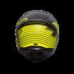 אופנוסנטר, ציוד לאופנועים ואביזרים לאופנוע - קסדת AGV דגם K1 צבע EDGE 46