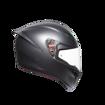 אופנוסנטר, ציוד לאופנועים ואביזרים לאופנוע - קסדת AGV דגם K1 צבע שחור מט