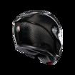 אופנוסנטר, ציוד לאופנועים ואביזרים לאופנוע - קסדת נפתחת AGV דגם SPORTMODULAR PLK צבע GLOSSY CARBON