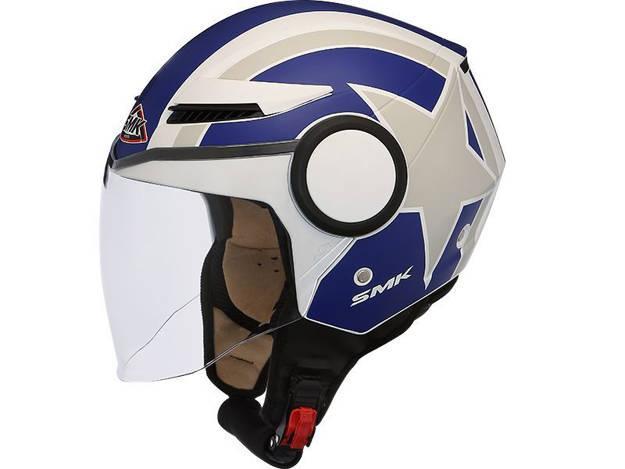אופנוסנטר, ציוד לאופנועים ואביזרים לאופנוע - קסדת SMK דגם STREEM SPECTRE כח-לב