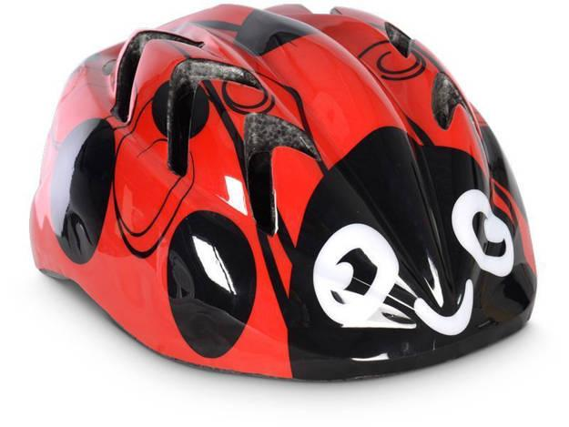 אופנוסנטר, ציוד לאופנועים ואביזרים לאופנוע - קסדת אופניים לילדים OXFORD בצורת חיפושית
