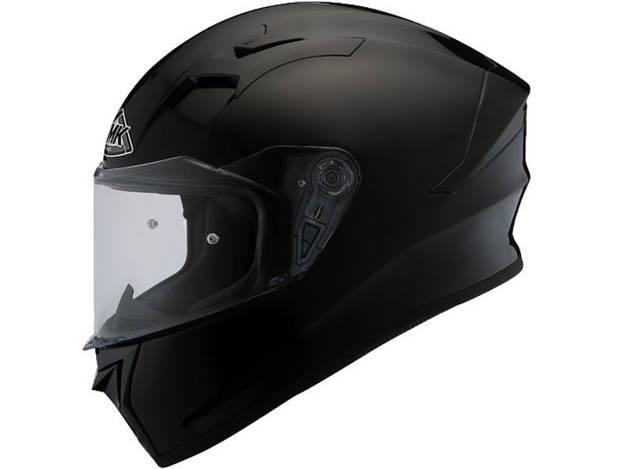 אופנוסנטר, ציוד לאופנועים ואביזרים לאופנוע - קסדה מלאה SMK דגם STELLAR צבע  שחור