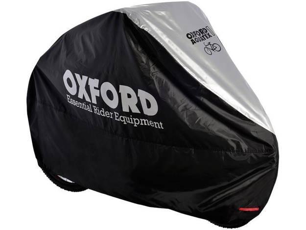 אופנוסנטר, ציוד לאופנועים ואביזרים לאופנוע - כיסוי אופניים בודד OXFORD