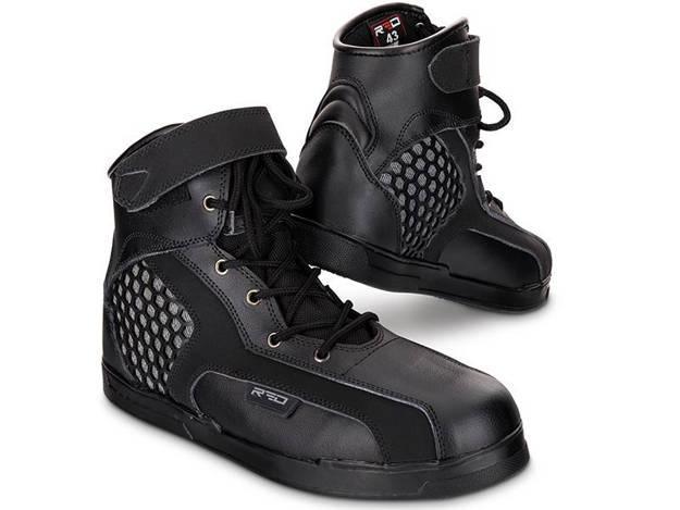 ���������, ���� ��������� �������� ������� - נעלי רכיבה בגזרה קצרה RED דגם Air Urban BLACK