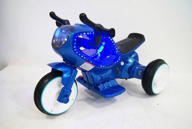 תמונה של אופנוע חלל ממונע 6V - כחול