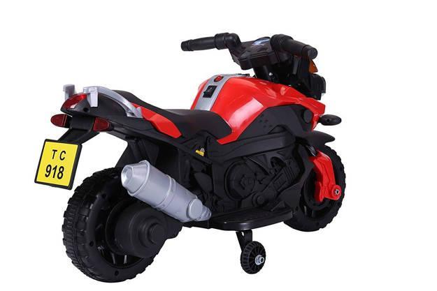 תמונה של אופנוע במוו 6V - אדום