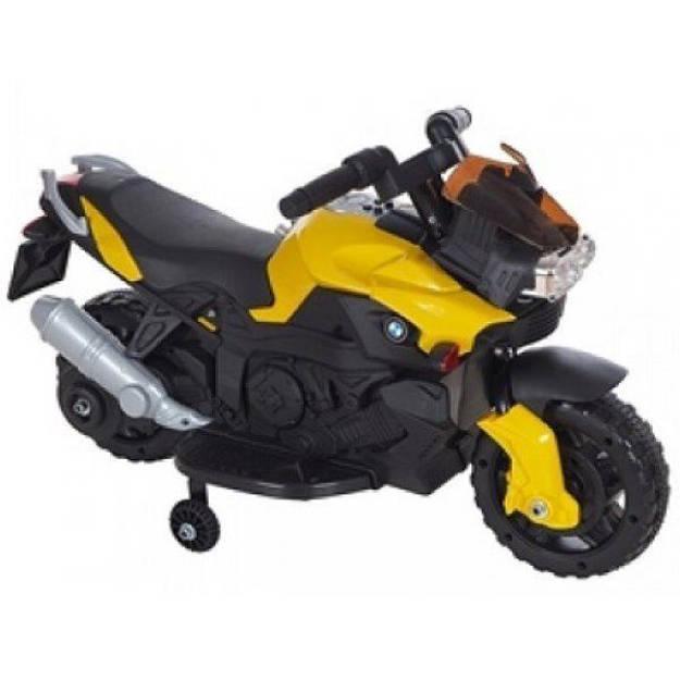 תמונה של אופנוע במוו 6V - צהוב