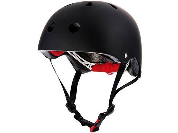 תמונה של קסדת אופניים RED דגם CITY PRO שחור