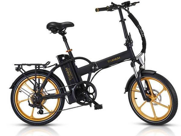 תמונה עבור הקטגוריה אופניים חשמליים מתקפלים