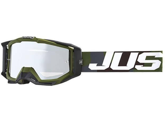 אופנוסנטר, ציוד לאופנועים ואביזרים לאופנוע - משקפי אבק JUST1 דגם IRIS צבע CAMO JUNGLE