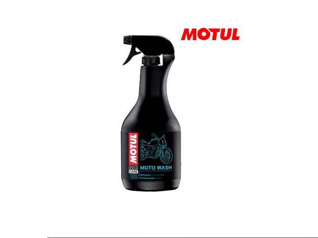 אופנוסנטר, ציוד לאופנועים ואביזרים לאופנוע - תרסיס סבון לשטיפת האופנוע E2 MOTUL