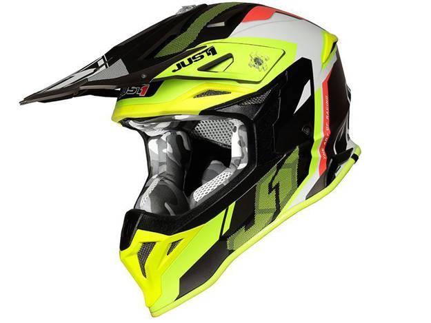 אופנוסנטר, ציוד לאופנועים ואביזרים לאופנוע - קסדת אופניים JUST1 דגם J39 צבע  REACTOR טיט-צה