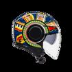 אופנוסנטר, ציוד לאופנועים ואביזרים לאופנוע - קסדת 3/4 AGV דגם ORBYT צבע DREAM TIME