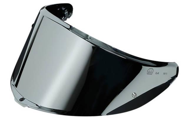 אופנוסנטר, ציוד לאופנועים ואביזרים לאופנוע - משקף K6 AGV SP1 IRIDIUM מראה כסוף