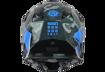 אופנוסנטר, ציוד לאופנועים ואביזרים לאופנוע - קסדת שטח לילדים JUST1 דגם J32 MOTO X PRO כחול