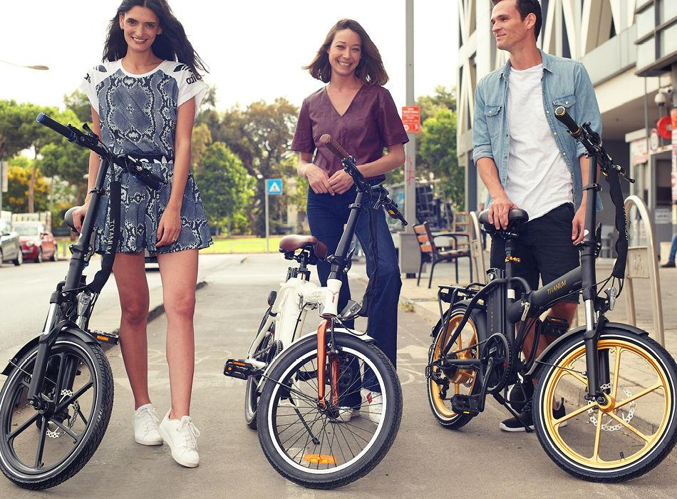 תמונה עבור הקטגוריה אופניים חשמליים