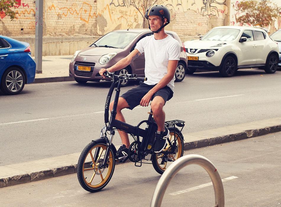 תמונה עבור הקטגוריה אופניים חשמליים יד 2