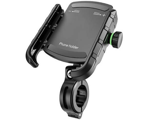 אופנוסנטר, ציוד לאופנועים ואביזרים לאופנוע - מתקן לטלפון לאופנוע/ קטנוע אוניברסלי