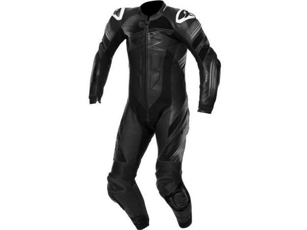אופנוסנטר, ציוד לאופנועים ואביזרים לאופנוע - חליפת רכיבה חלק אחד SPYKE דגם Estoril Race