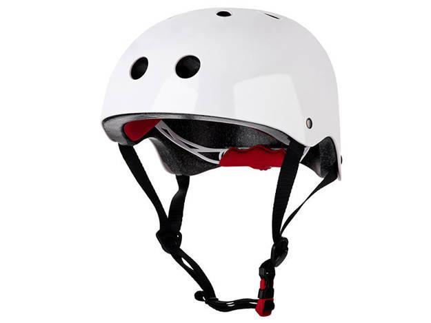 אופנוסנטר, ציוד לאופנועים ואביזרים לאופנוע - קסדת אופניים RED דגם CITY PRO לבן