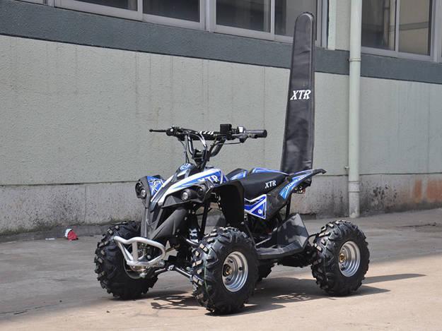 אופנוסנטר, ציוד לאופנועים ואביזרים לאופנוע - טרקטורון XTR 650 48V