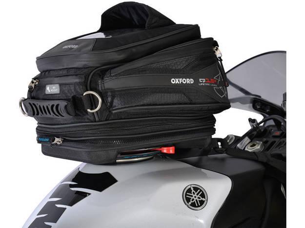 אופנוסנטר, ציוד לאופנועים ואביזרים לאופנוע - תיק זנב 15 ליטר נפח OXFORD