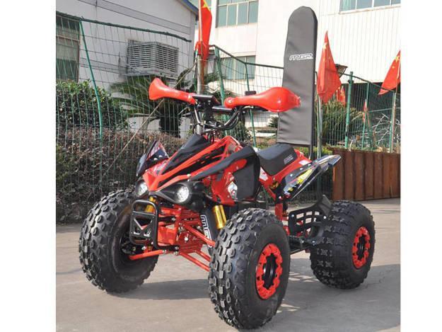אופנוסנטר, ציוד לאופנועים ואביזרים לאופנוע - טרקטורון MGR 48V אדום